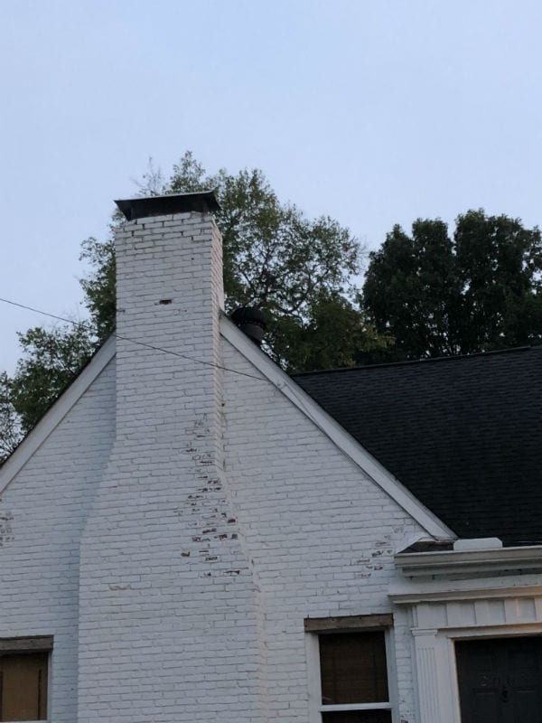 The Purpose Of A Chimney Crown Chicago Il Jiminy
